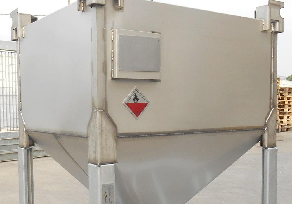 Tank di stoccaggio